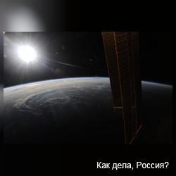 Невероятные фото из космоса астронавта Дугласа Уилока