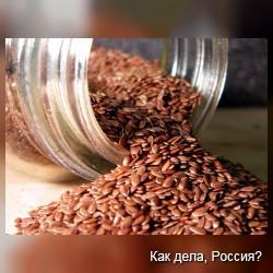 Семя и масло льна