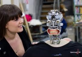 картинки робот двойник