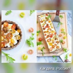 Вкусные десерты на завтрак от Стефани Ши