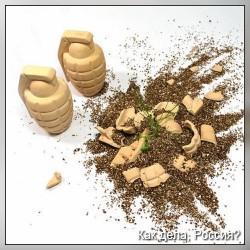 Оригинальные упаковки с семенами Flower Grenades