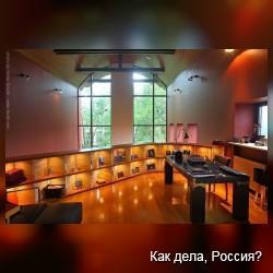 Дома Рублевки. Фото